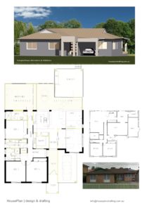 House Plan Design Campbelltown Alterations and Additions -10