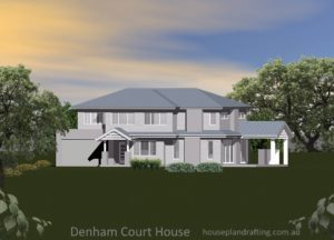 House Plan Design Denham Court-10