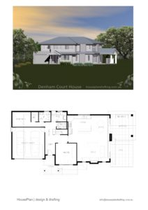 House Plan Design Denham Court-20
