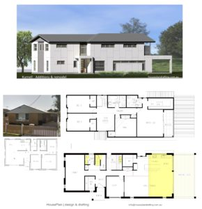 House Plan Design Kurnell additions -10