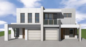 House Plan Design - Sutherland Duplex 2
