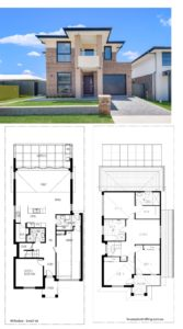 House Plan Design Willodale - small lot
