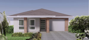 Colebee NSW single storey dwelling